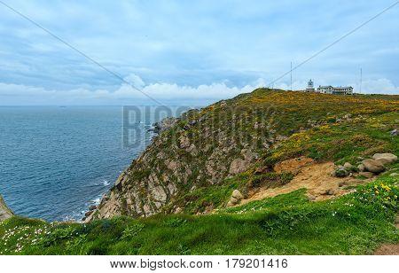 Estaca De Bares Lighthouse (spain).