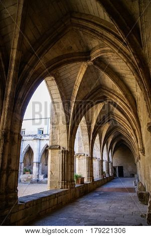 Church At Beziers, France