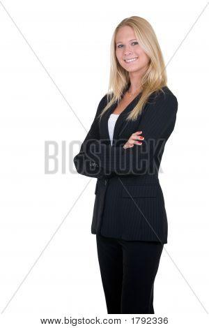ビジネスの女性
