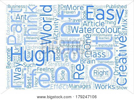 Unleash your creativity and think your way out of the box text background word cloud concept