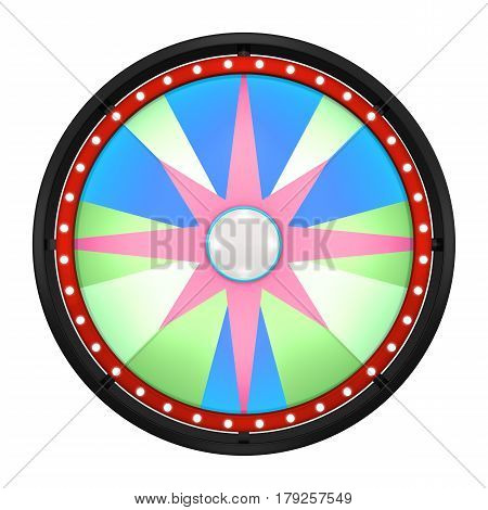 Star Lucky Spin Twelve Black