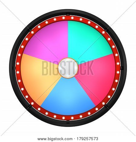 Wheel Fortune Five  Black