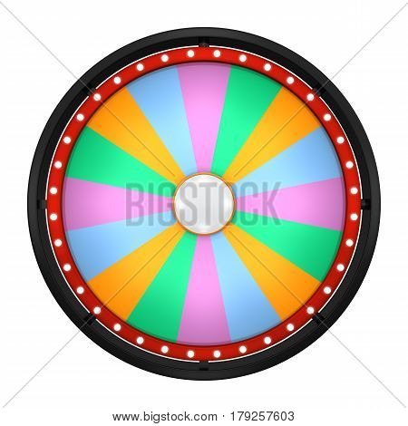 Wheel Fortune Sixteen Black