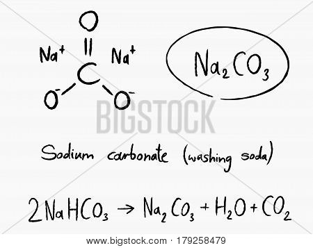 Chemistry - Sodium Carbonate