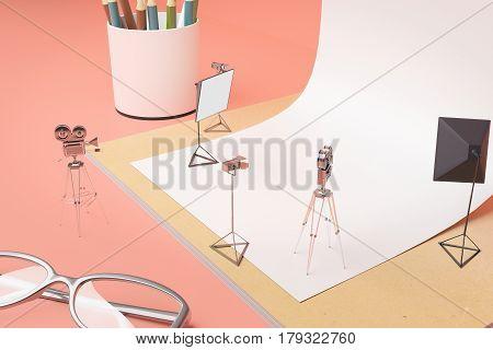 Creative Supplies Photo Studio