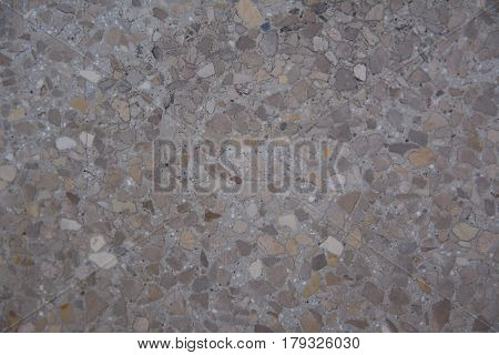 Blurred background of a marble crumb used for background