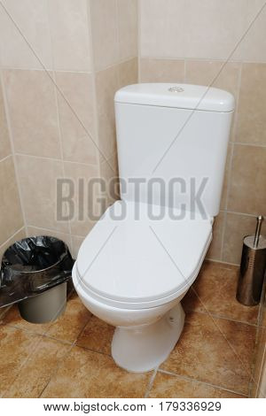 The image of a toilet bowl