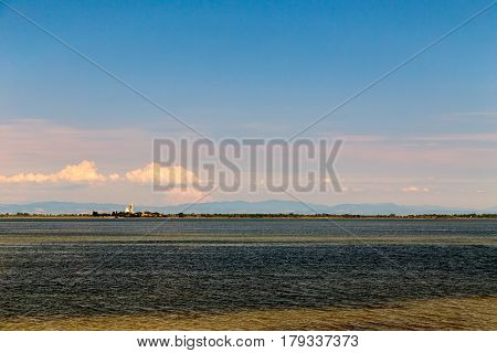 The Lagoon Of Grado