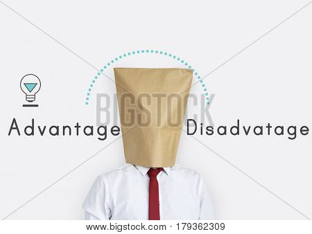 Antonym Opposite Increase Decrease Advantage Disadvantage