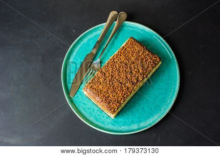 Chocolate Buscuit Cake