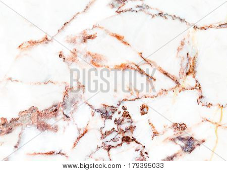 White Marble pattern with veins useful as background or texture, Detailed real genuine marble from nature, Can be used for creating a marble surface effect to your designs or images.