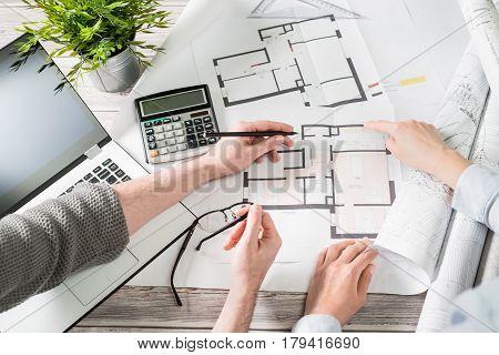 interior design designer planning architecture drawing architect business plan construction sketch concept house illustration creative concept