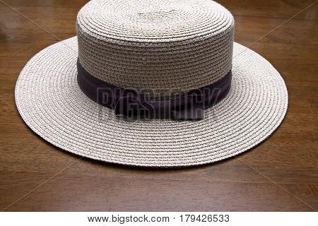 beach woman hat beige accessory clothing  headgear