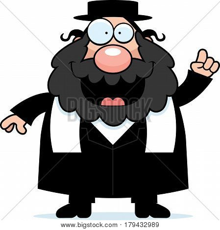 Cartoon Rabbi Idea