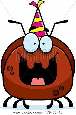 Cartoon Ant Birthday Party