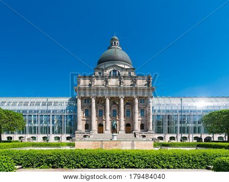 Bavarian State Chancellery Is A State Agency Of The German Free State Of Bavaria