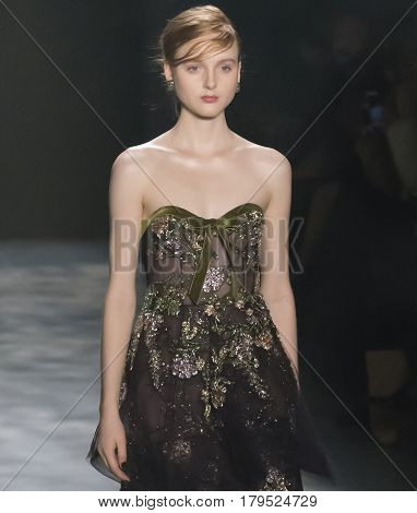 Marchesa - Fall 2017 Collection