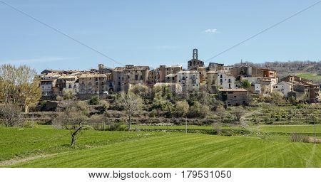 Figuerola d'Orcau is a Catalan village in the region of the Pallars Jussa Spain