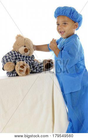An adorable preschool