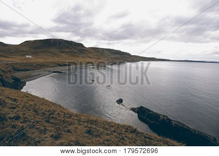 Seashore, Isle of Skye, Scottish Highlands