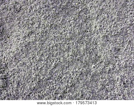 Abstract background of gravel stones Gravel texture.