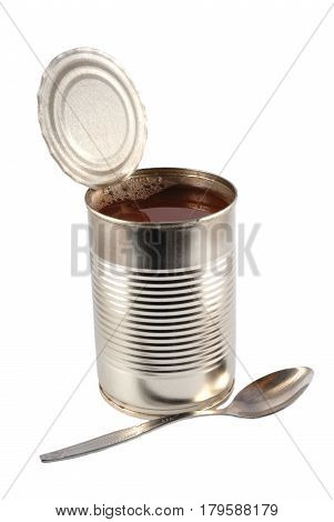 The Open Metal Can