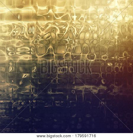 Old grunge textured background. With different color patterns: yellow (beige); brown; blue; gray; purple (violet)
