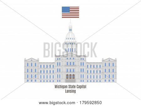 Michigan State Capitol, Lansing