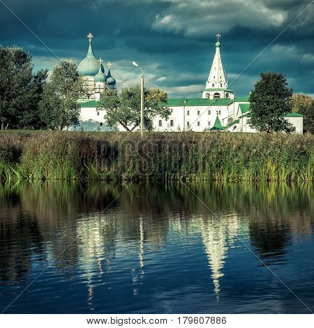 Suzdal Kremlin. Suzdal, Golden Ring of Russia.