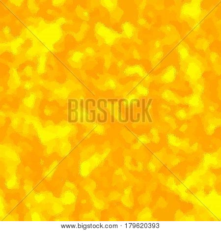 Golden foil texture abstract vector background. Gold metal square tile. Metallic surface. Frosted glass pattern with ripple texture. Juicy backdrop for summer design digital graphic party invitation