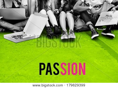 Awesome Fabulous Passion Friendship Group