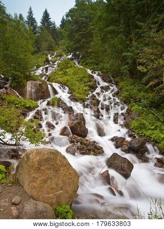 Fresh River Stream