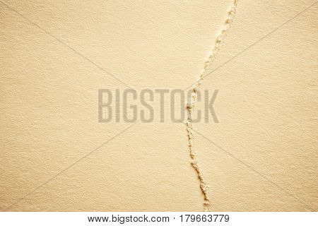 Yellowed drawing paper background