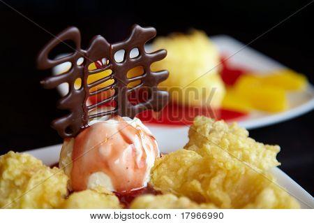 Traditional Japanese Dessert