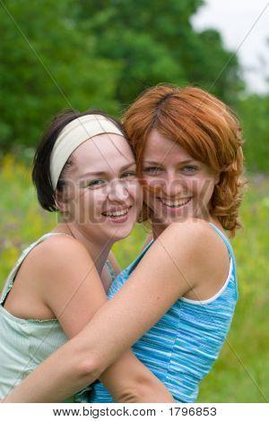 Girl'S Friendship