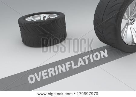 Overinflation Wheel Concept