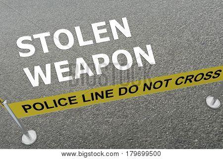 Stolen Weapon Concept