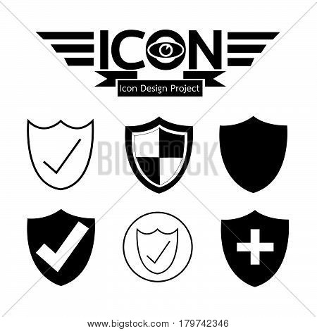an images of Or pictogram Secure Icon
