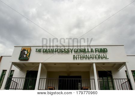 Dian Fossey Gorilla Fund International Research Center