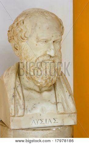 Lysias Büste