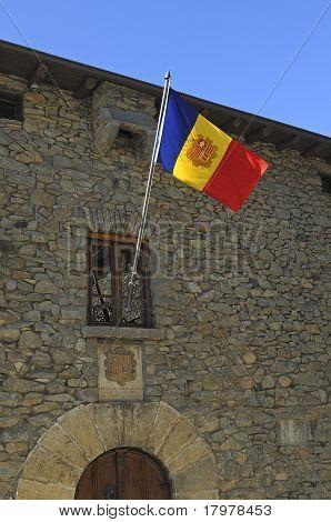 national flag of Andorra