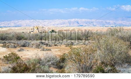 St John The Baptist Church In Wadi Al Kharrar