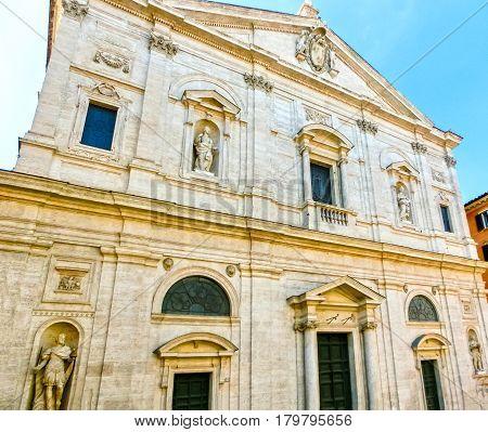 San Luigi dei Francesi. Rome, Lazio Italy