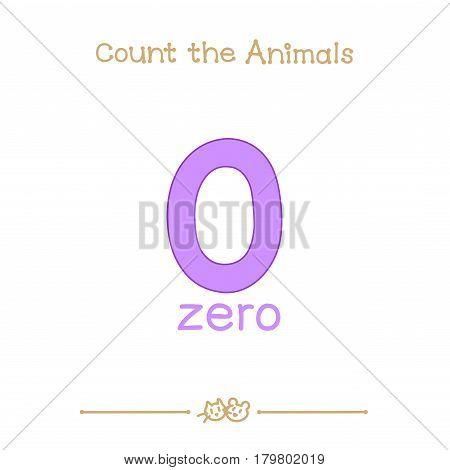 Zero 0 card (Series of