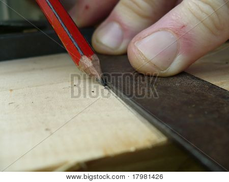 Squaring a Piece of Wood
