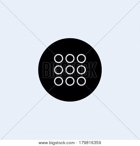 Toggle switch vector icon, On and Off position simple icons, modern minimal icon