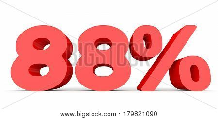 Eighty Eight Percent Off. Discount 88 %.