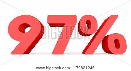 Ninety Seven Percent Off. Discount 97 %.