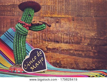Happy Cinco De Mayo, 5Th May, Party Celebration