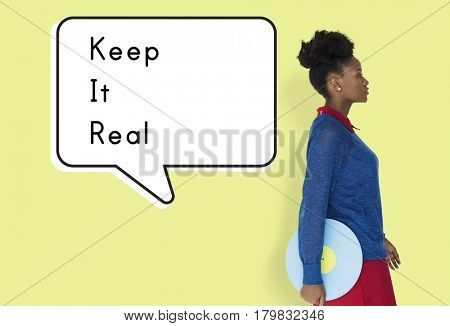 Keep it Real True Cool Honesty Lifestyle